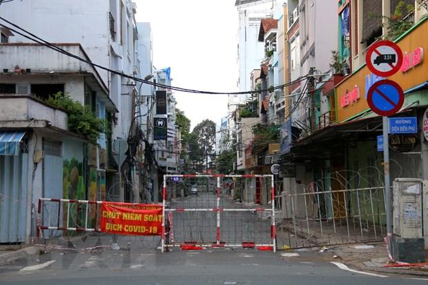 TP Ho Chi Minh: So ca mac COVID-19 trong cong dong lien tuc tang cao hinh anh 1
