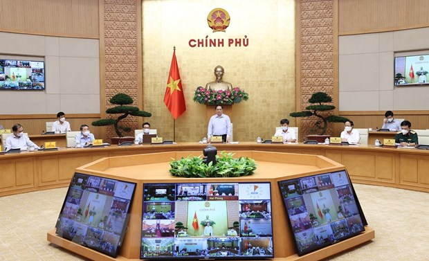 Thu tuong Pham Minh Chinh: Quy hoach phai di truoc mot buoc hinh anh 2