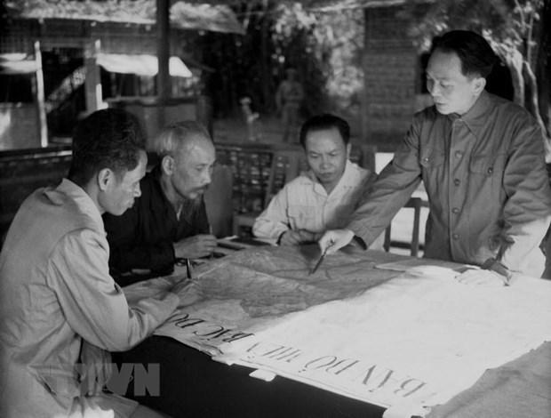 Dai tuong Vo Nguyen Giap: Dong luc dang sau moi thang loi hinh anh 1