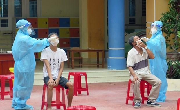 Phu Yen: O dich COVID-19 moi o Tuy Hoa co ban duoc kiem soat hinh anh 1