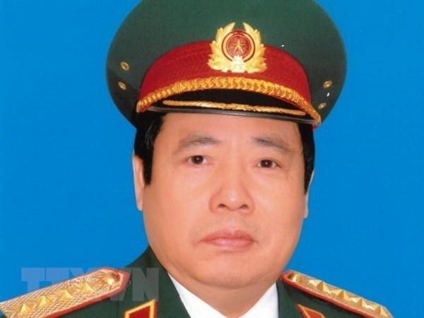 Dieu chinh thoi gian Le vieng Dai tuong Phung Quang Thanh hinh anh 1