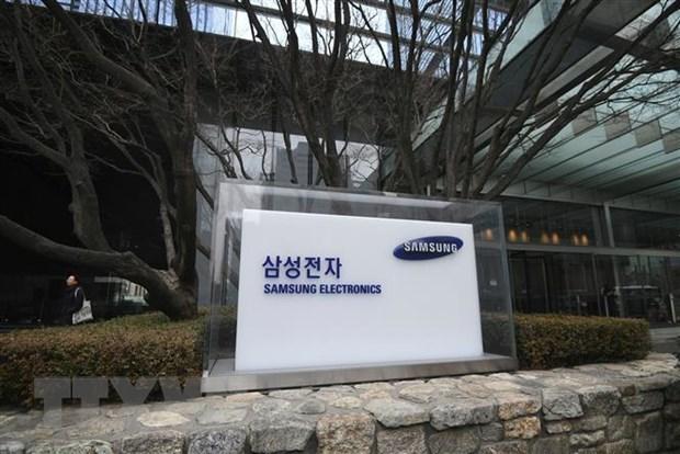 Samsung Electronics no luc duy tri vi the canh tranh toan cau hinh anh 1