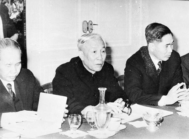 Le Duc Tho - Nha lanh dao tai nang cua cach mang Viet Nam hinh anh 2