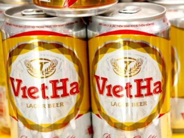 Bia Viet Ha chao ban lan dau ra cong chung 18,7 trieu co phan hinh anh 1