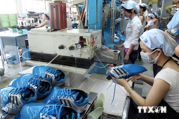 Thang Hai: Chi so san xuat toan nganh cong nghiep thang Hai giam 17,1% hinh anh 1
