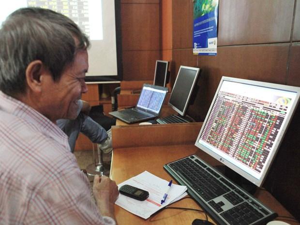 Co phieu tai chinh lao doc, chi so VN-Index 'boc hoi' gan 30 diem hinh anh 1