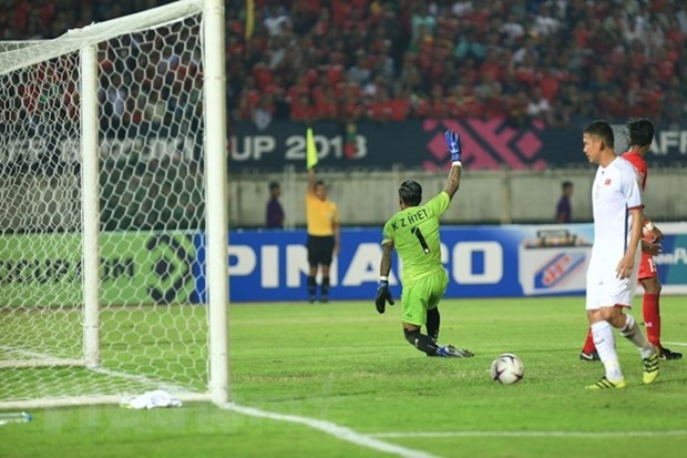 Khoi kien SCTV vi pham ban quyen phat song AFF Suzuki Cup hinh anh 1