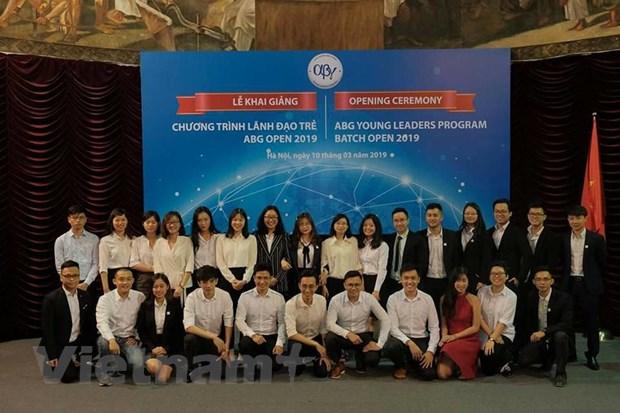 Chuong trinh Lanh dao Tre ABG Open 2019 chinh thuc khoi dong hinh anh 1