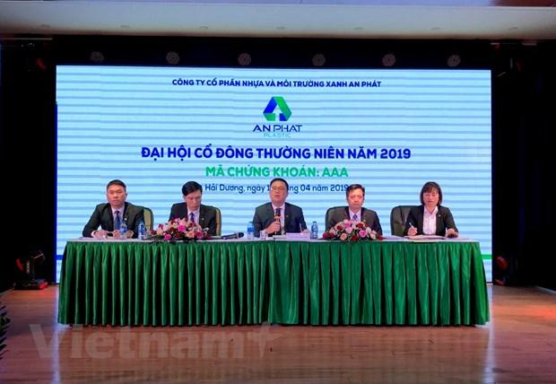 Nam 2019, AAA dat muc tieu loi nhuan sau thue 510 ty dong hinh anh 1