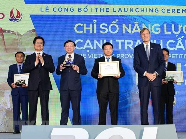 PCI-2019: Khong gian cai cach thu tuc hanh chinh con rat nhieu hinh anh 2