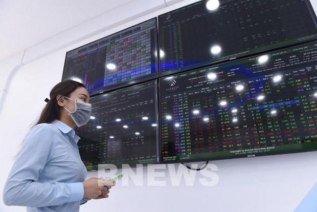 Chung khoan soi dong giup VN-Index de dang vuot moc 1.300 diem hinh anh 1