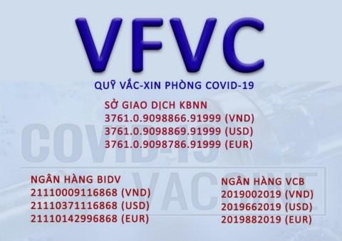Gan 125.000 ca nhan va 950 to chuc ung ho Quy vaccine phong COVID-19 hinh anh 2