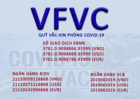 Bo Tai chinh ban hanh Thong tu huong dan hoat dong Quy vaccine hinh anh 2