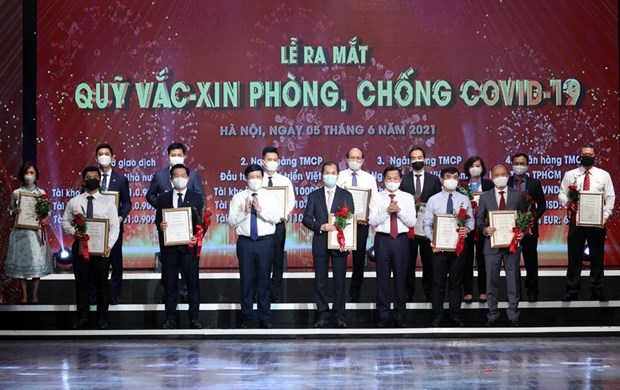 Den ngay 5/6, Quy Vaccine phong COVID-19 huy dong tren 7.643 ty dong hinh anh 1