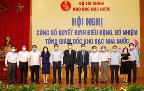 Bo nhiem ong Tran Quan lam Tong giam doc Kho bac Nha nuoc hinh anh 2