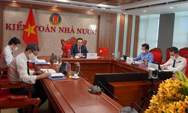 Kiem toan Nha nuoc Viet Nam-Trung Quoc day manh hop tac song phuong hinh anh 1
