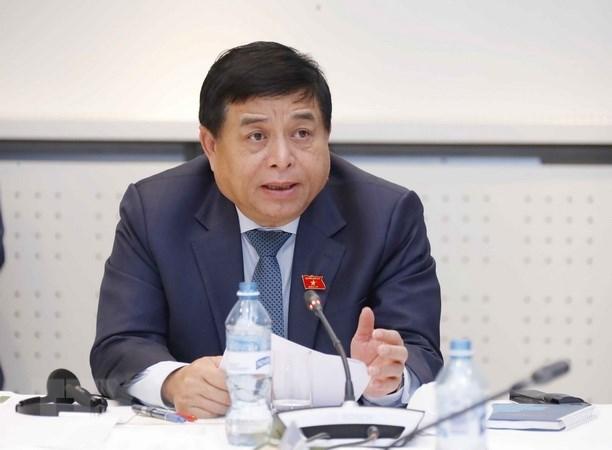 Bo truong MPI: Se som ban hanh Chuong trinh phuc hoi kinh te ben vung hinh anh 1