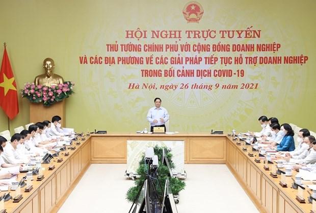 Bo truong MPI: Se som ban hanh Chuong trinh phuc hoi kinh te ben vung hinh anh 2