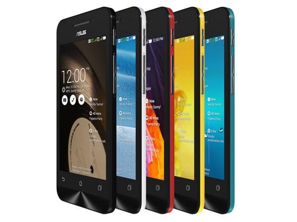 Hom nay, ASUS ban ZenFone 4 co man hinh 4,5 inch tai Viet Nam hinh anh 1