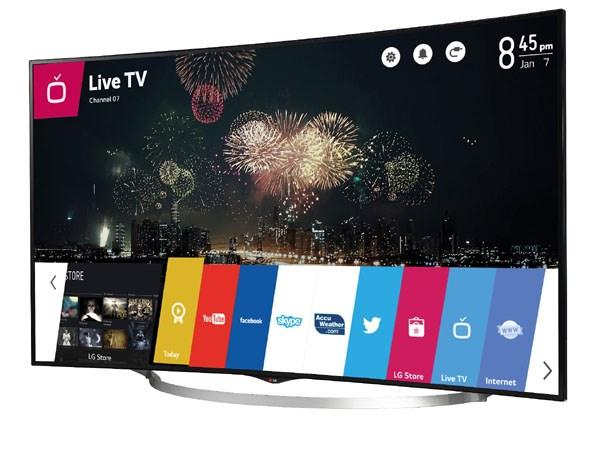 LG ram ro dua tat ca cac mau TV Ultra HD 4K ve ban tai Viet Nam hinh anh 1