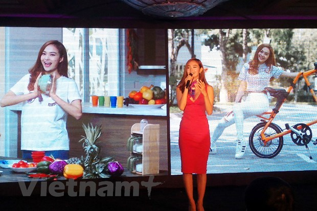 "Gan 70 doanh nghiep Dai Loan ""khoe"" san pham toi thi truong Viet hinh anh 1"
