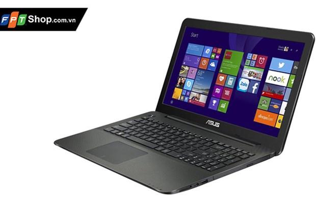 San pham cua Asus, Dell chiem linh thi truong laptop thang Bay hinh anh 1