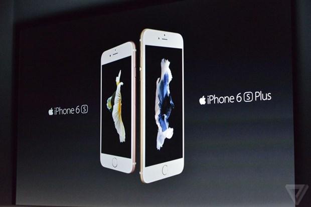 Cong dong cong nghe Viet nhan dinh ve sieu pham iPhone 6S, 6S Plus hinh anh 1