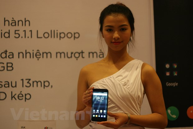 FPT dua smartphone dau tien cua ZUK ve thi truong Viet Nam hinh anh 1
