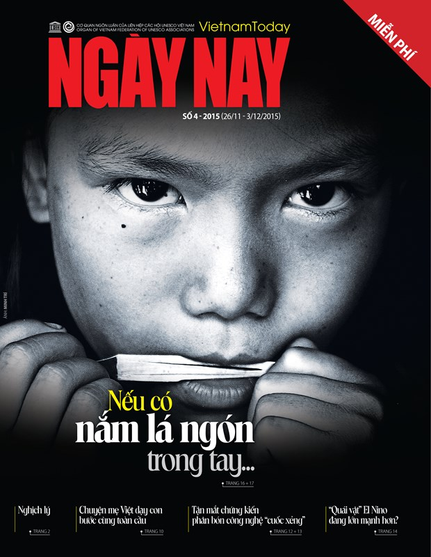"""Ngay Nay: """"Hien tuong"""" moi trong lang bao chi Viet Nam hinh anh 3"""