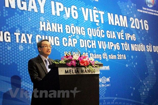 Luong nguoi dung IPv6 tai Viet Nam con rat nho so voi the gioi hinh anh 1