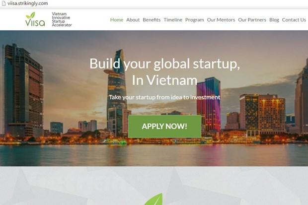 Chuong trinh tang toc khoi nghiep Viet Nam tuyen start-up hinh anh 1