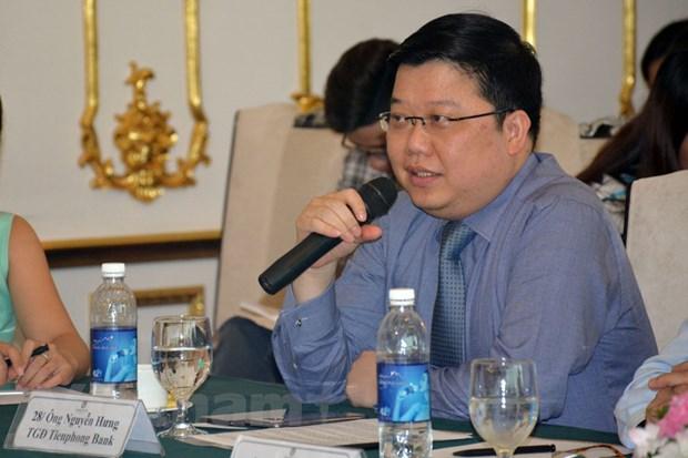 Tong Giam doc TPBank: Nhieu vu mat tien do bi tan cong lua dao hinh anh 1