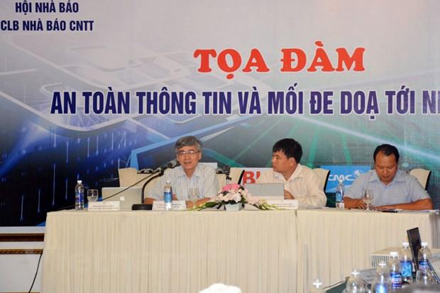 An toan thong tin o Viet Nam: Mat bo van… khong lo lam chuong hinh anh 1
