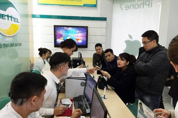 iPhone 7, iPhone 7S chinh hang den tay nguoi tieu dung Viet Nam hinh anh 2