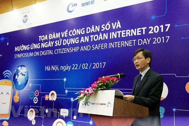 Tang ty le nguoi dung Internet Viet Nam len muc 80-90% dan so hinh anh 1