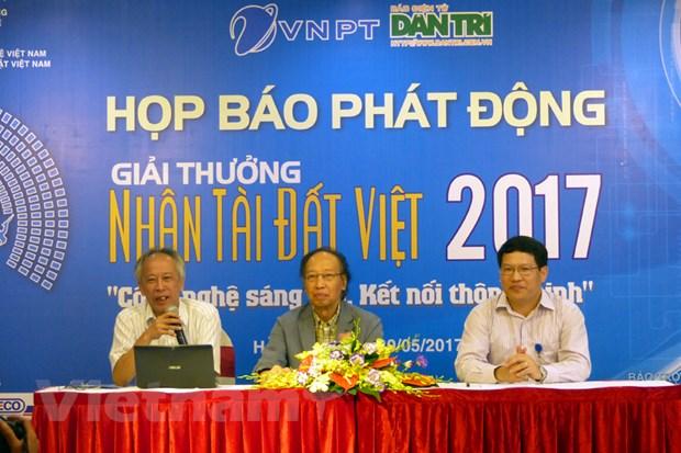 Nhan tai Dat Viet 2017 huong toi cuoc cach mang cong nghiep 4.0 hinh anh 1