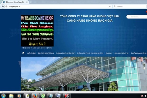 Hon 6.000 website cua Viet Nam gap su co trong nua dau nam 2017 hinh anh 1