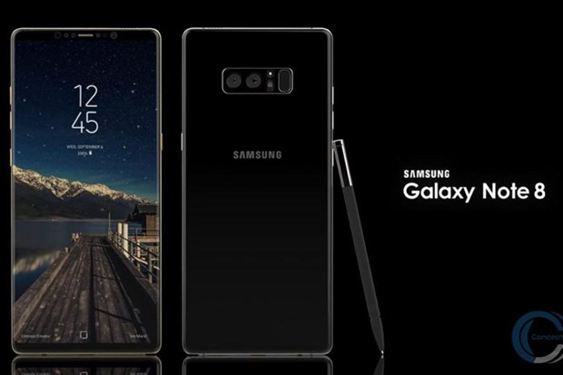 Galaxy Note8 se duoc ban tai Viet Nam voi gia 22,99 trieu dong hinh anh 1