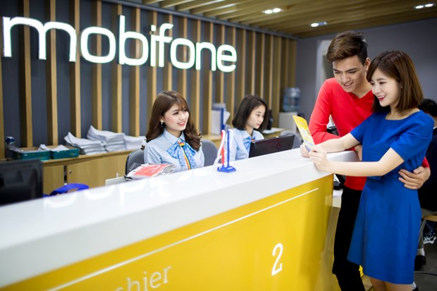 MobiFone: Lam nen khac biet trong viec cham soc khach hang hinh anh 1