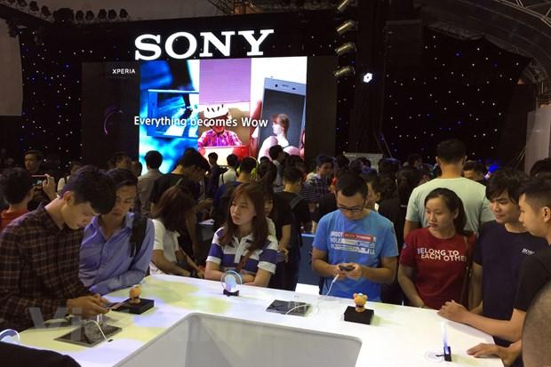 Man nhan voi cong nghe hoanh trang nhat duoc Sony dem toi Ha Noi hinh anh 1