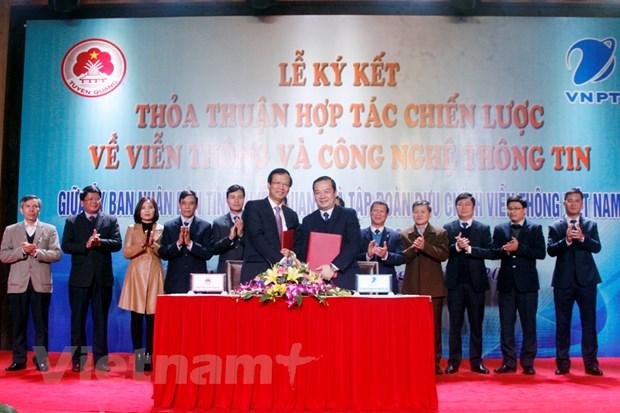 VNPT dam bao ha tang cho co quan nha nuoc tinh Tuyen Quang hinh anh 1