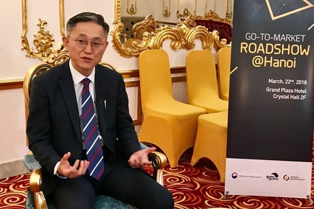 CEO K-ICT: Nhieu co hoi tu he sinh thai khoi nghiep cua Viet Nam hinh anh 1