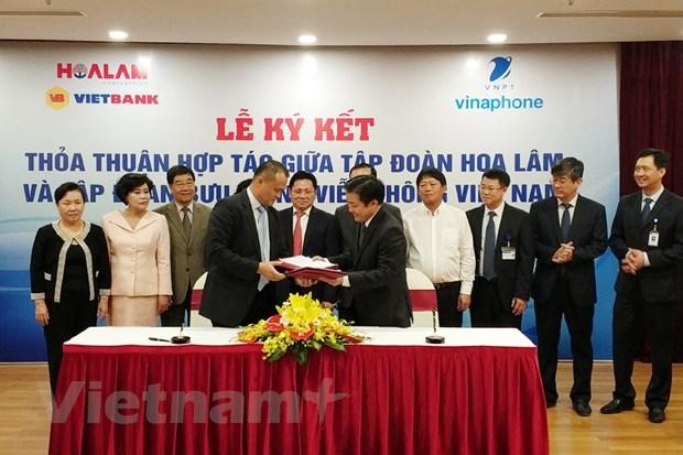 VNPT se cung cap giai phap cong nghe cho Tap doan Hoa Lam hinh anh 1