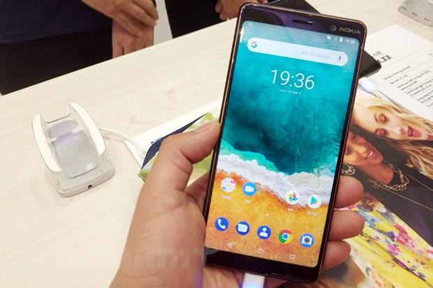 Cap smartphone Nokia chien luoc xuat hien tren thi truong Viet hinh anh 2