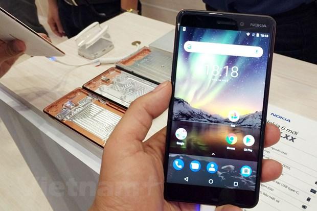 Cap smartphone Nokia chien luoc xuat hien tren thi truong Viet hinh anh 3