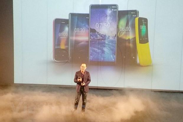 Cap smartphone Nokia chien luoc xuat hien tren thi truong Viet hinh anh 1