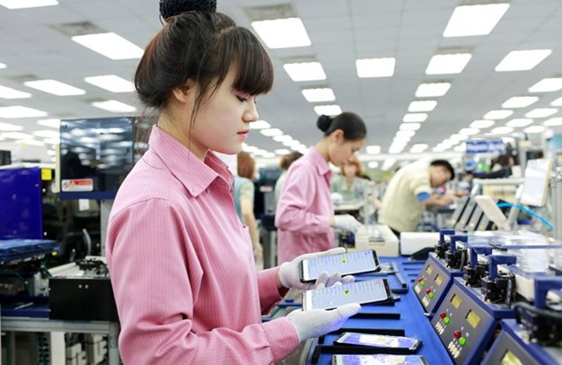 Tong dau tu cua Samsung tai Viet Nam tang 26 lan trong 10 nam hinh anh 2