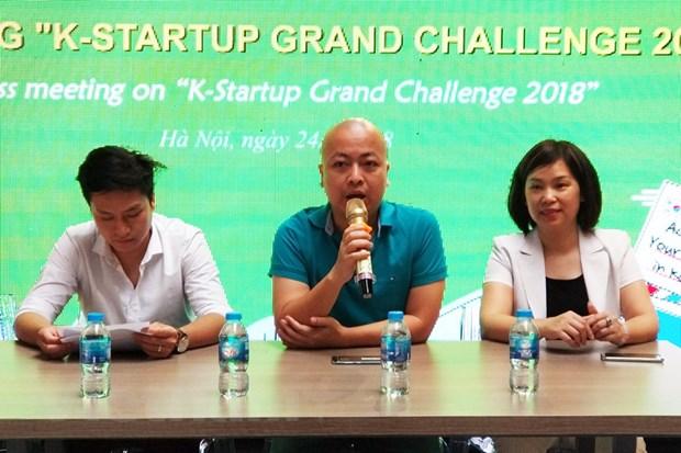Start-up Viet co co hoi nhan 100.000 USD tu Chinh phu Han Quoc hinh anh 1