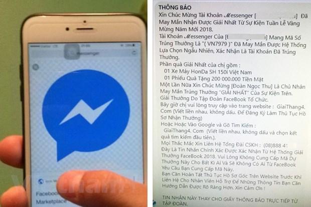 Facebook gia mao chiem gan 60% so vu lua dao tren mang xa hoi hinh anh 1