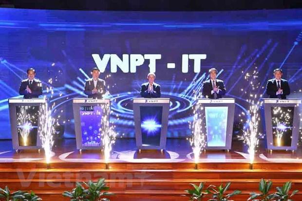 VNPT-IT: 'Chia khoa' giup VNPT thanh trung tam so cua khu vuc hinh anh 1